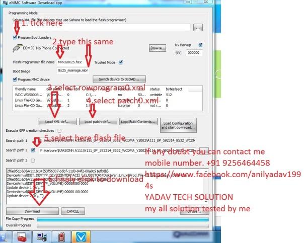 Karbonn A111 dead after flash solution by Anil yadav | YADAV